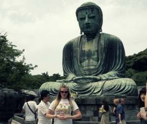 The Great Buddha of Kamakura ∞ 大仏が大好き
